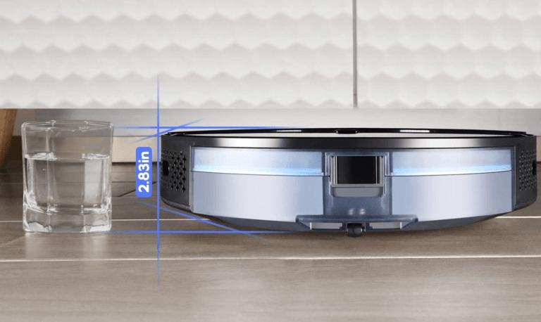 best robot vacuum for thick carpet