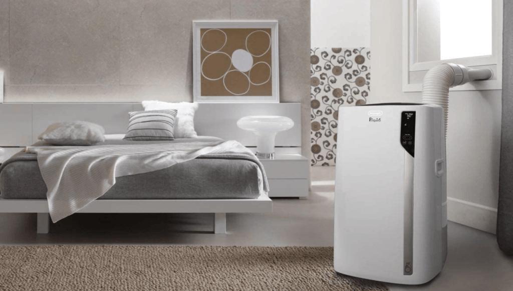 delonghi portable air conditioner review
