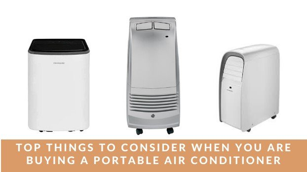 What Should I Look For When Buying The Best Portable Air Conditioner