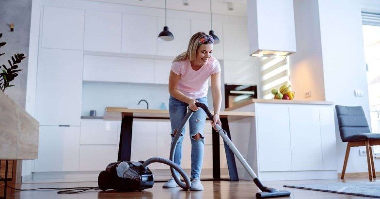 How To Avoid Back Pain While Vacuuming?