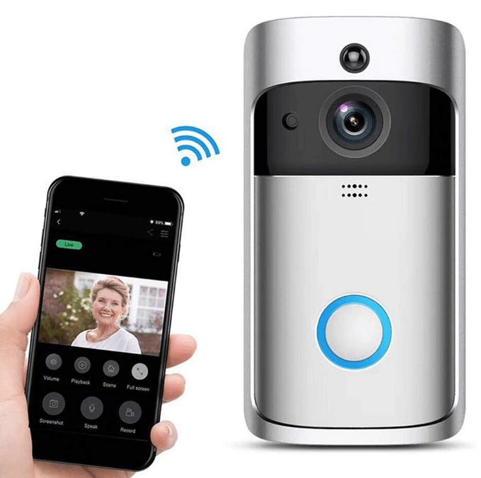 How Does The Video Doorbell Work