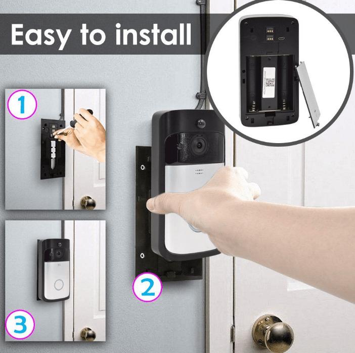 How to Install DoorBell