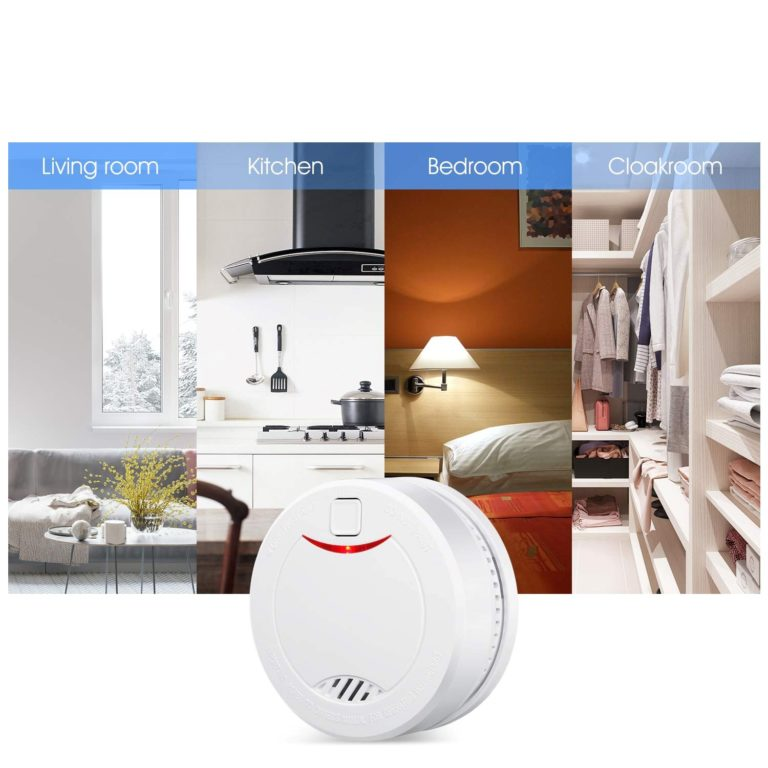 Why Do We Recommend Smoke Detectors For Every Home