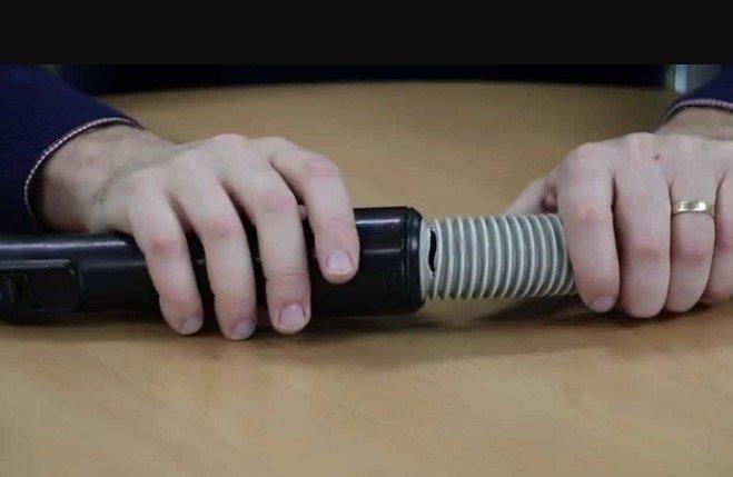 Unclip the Vacuum Tube