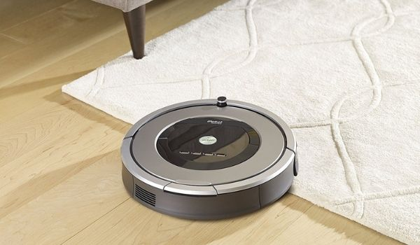 roomba is working well on carpets