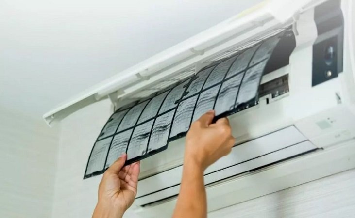 Why Is It Important to Remove the Front Cover of the Window Air Conditioner?